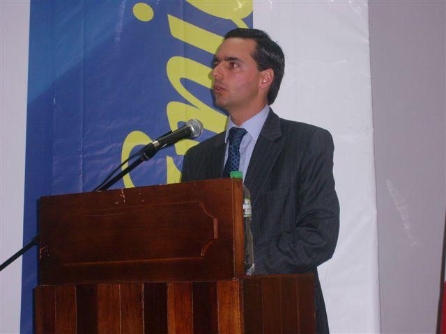 Esta infraestructura pedagógica fue presentada por el Presidente Ejecutivo de Telefónica en Colombia, Alfonso Gómez Palacio,