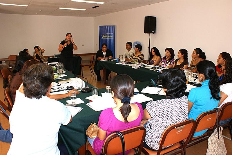 El taller interactivo contó con la participación de médicos especialistas del Instituto Nacional de Salud del Niño y el Instituto Nacional de Enfermedades Neoplásicas