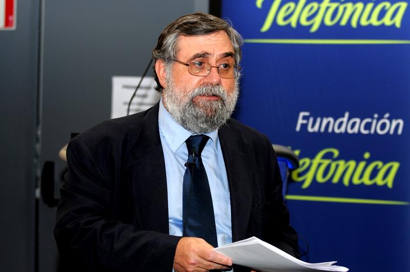 Jorge Pérez, Coordinador de las Jornadas y del FGI Español