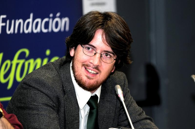 Jorge Cancio, Vocal Asesor de la Subdirección General de Servicios de la Sociedad de la Información del Ministerio de Industria, Turismo y Commercio