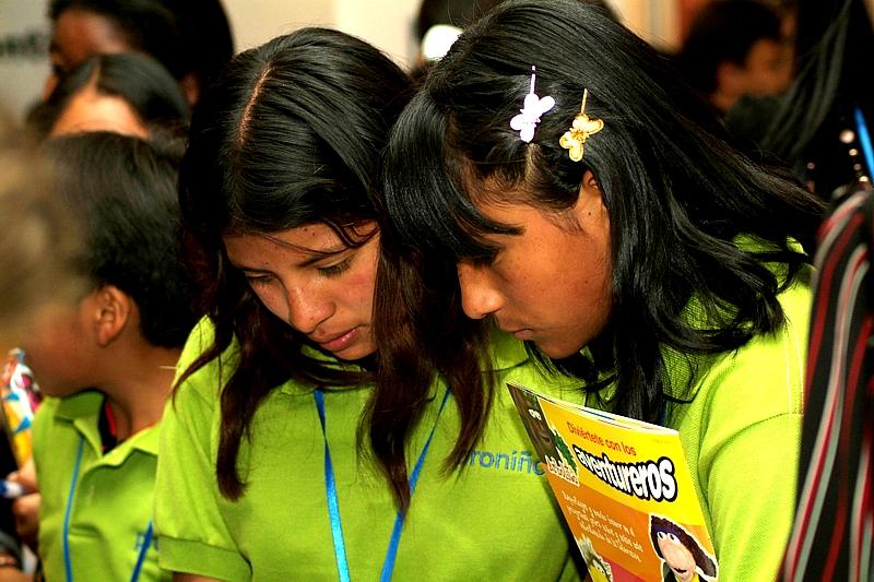 A través del programa Proniño, Fundación Telefónica beneficia a más de  13 mil niños en México