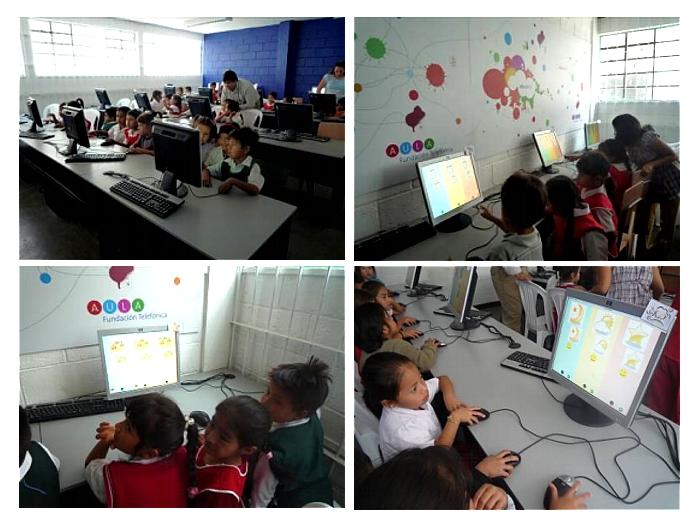 Proniño en Guatemala implementa el programa EDUINNOVA en sus Aulas Fundación Telefónica