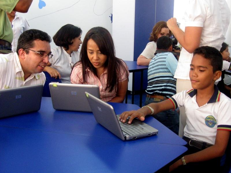 1.500 niños han sido vinculados a través de la Fundación Telefónica al programa Proniño en Cartagena