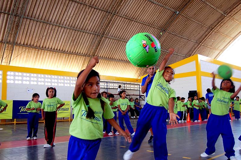 El desarrollo de las Academias Deportivas comprende una semana de trabajo de niñas, niños y jóvenes junto a los especialistas del equipo técnico de cada disciplina deportiva