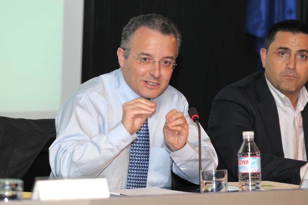 Alberto Andreu, Director de Reputación Corporativa, Identidad, y  Medio Ambiente de Telefónica