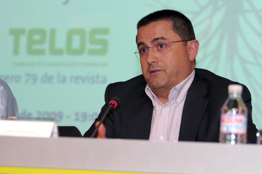José Luis Lizcano, Responsable de RSC de la Asociación Española de Contabilidad y Administración de Empresas (AECAE)