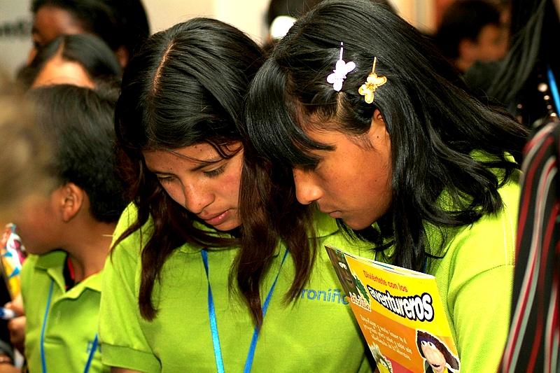 Celebración en Ecuador del Día del Niño