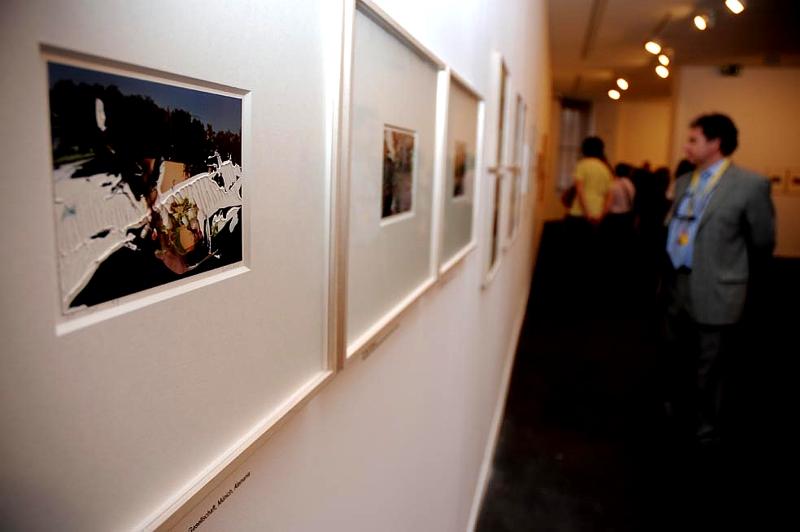 """Richter combina en """"Fotografías Pintadas"""" la pintura y la fotografía, para crear un diálogo entre los dos géneros."""