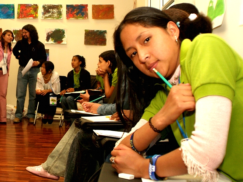 Proniño, de Telefónica, continúa instalación de Aulas Fundación Telefónica en Nicaragua
