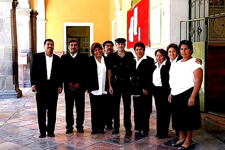 Se inaugura un Aula Fundación Telefónica más en Puebla, México