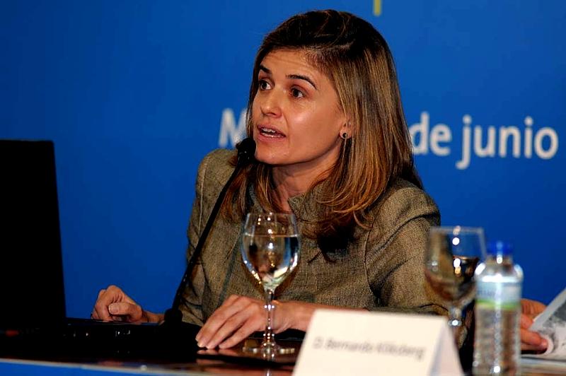 Paloma Escudero, Directora Ejecutiva de UNICEF España