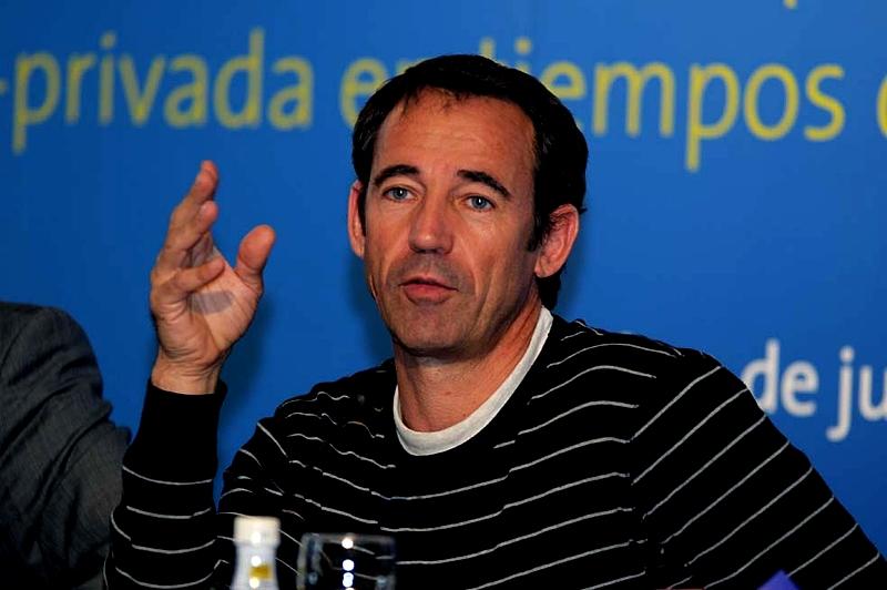 """El fotógrafo Fernando Moleres, creador del proyecto """"Children at work"""" y ganador del Word Press Photo 2003"""