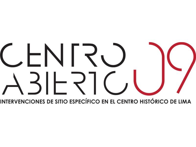 """Logo """"Centro Abierto"""""""
