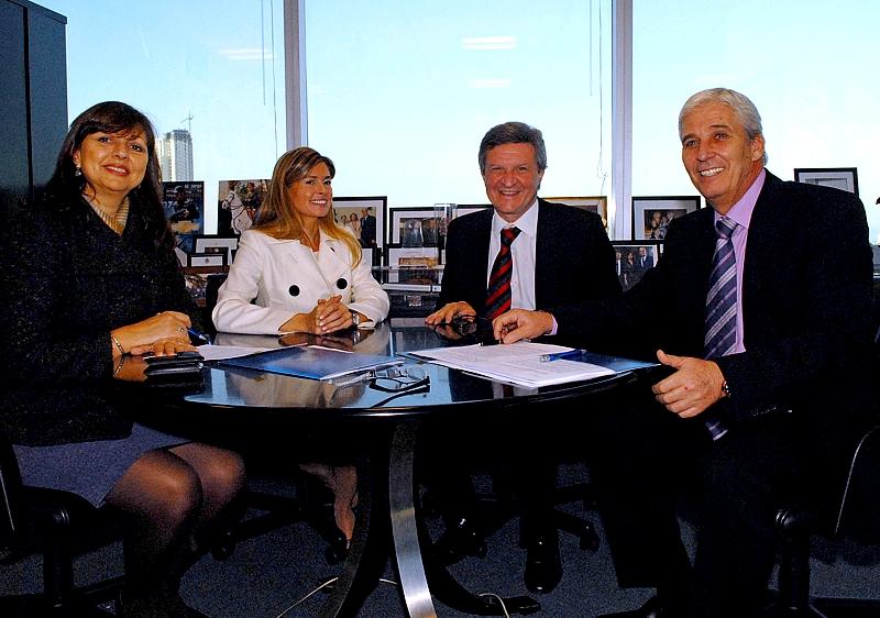 Fundación Telefónica firmó un acuerdo con la Dirección General de Cultura y Educación de la Provincia de Buenos Aires para fomentar la inclusión digital