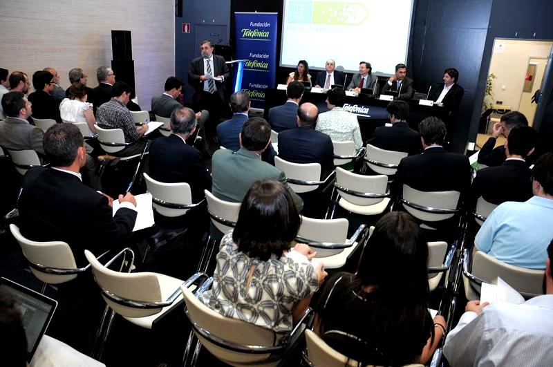 La V Jornada IGF español celebrada en la sede de Fundación Telefónica analizó la situación actual y los retos de futuro de la identidad digital y la identificación online