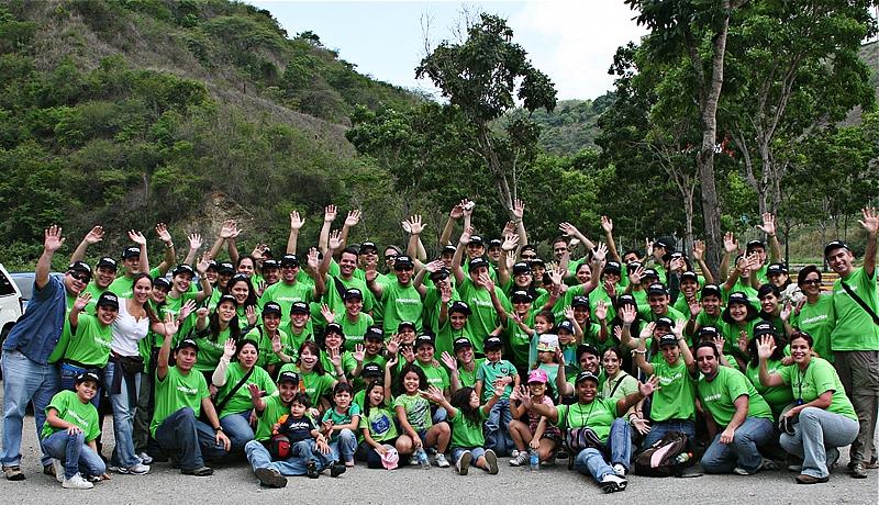 """Esta actividad, organizada por Fundación Telefónica en el marco de su programa de conservación y reciclaje """"De vuelta a la tierra"""", forma parte de una serie de acciones que la Fundación está organizando a favor del medio ambiente, con la participación de sus voluntarios."""