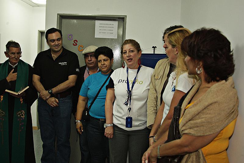 Inaugurada Aula Fundación Telefónica en la escuela Proniño de la ciudad Venezolana de Petare