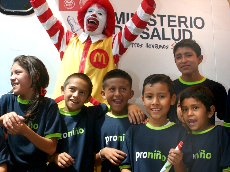 """Fundación Telefónica y la Fundación Infantil Ronald Mcdonalds clausuran la primera etapa del programa """"Educación en Salud Preventiva"""""""