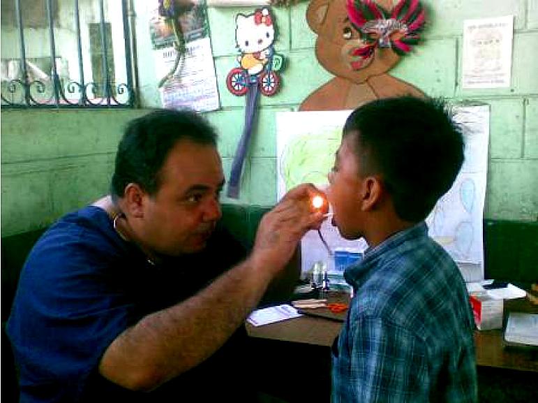 Fundación Telefónica organiza jornadas de evaluación médica para  niños de escasos recursos