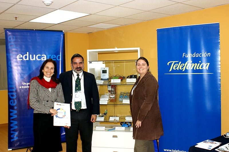 El Seminario fue organizado por la Mesa de Diálogo y Acción Conjunta por la Educación Inclusiva, conformada por el Ministerio de Educación peruano, Fundación Telefónica, la Comisión de Discapacidad del Congreso de la República, Foro Educativo, CONFENADIP, CONADIS y la Defensoría del Pueblo