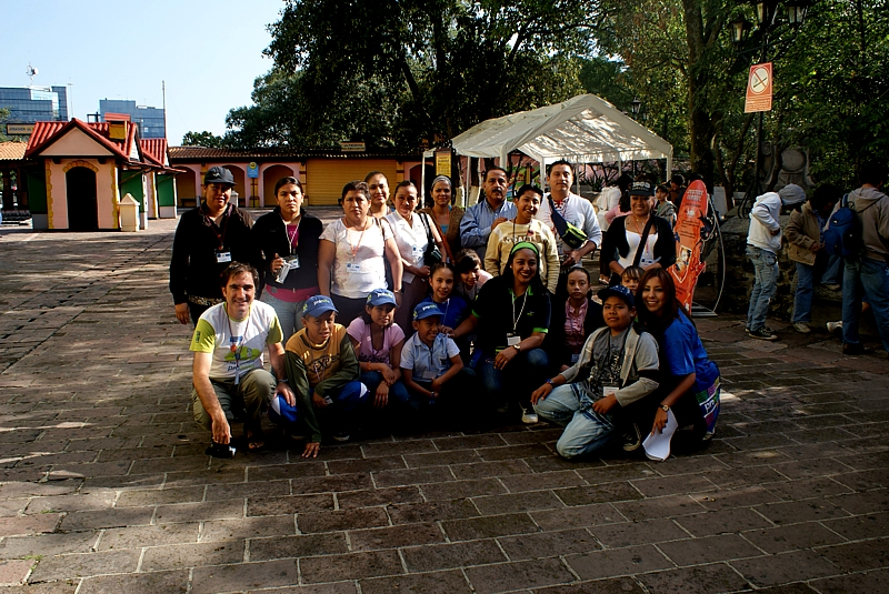 """Del 9 al 14 de agosto, se llevó a cabo por primera vez en México la iniciativa llamada """"Talento Proniño"""", que tiene por objetivo motivar a los niños y niñas beneficiarios del programa proniño, que cuenten con los mejores promedios durante el ciclo escolar.  El premio consistió en un viaje todo pagado a la Ciudad de México"""