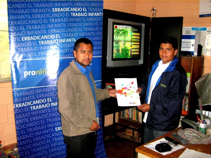 Fundación Telefónica trabaja para mejorar la educación de las escuelas, a través de la implementación de Aulas de Calidad