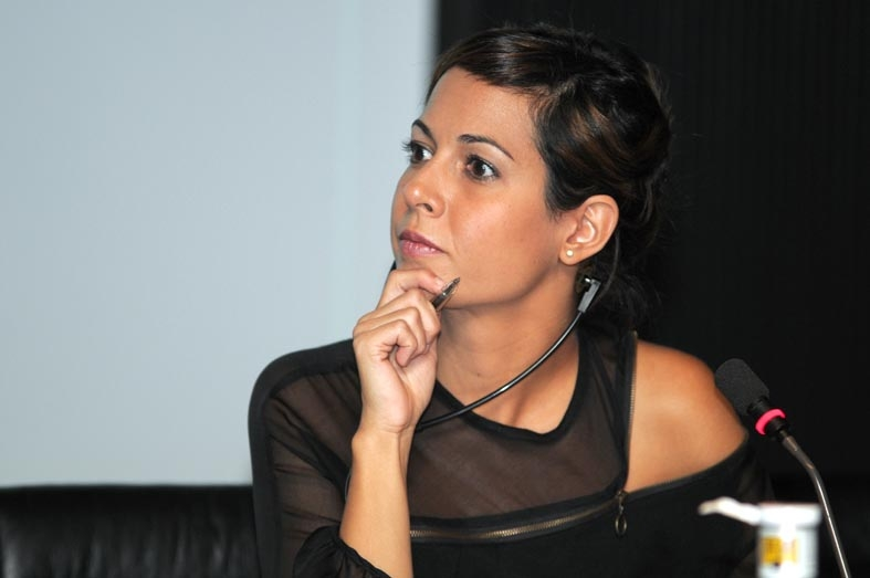 """Mara Torres, moderará """"Los Debates Abiertos de Fundación Telefónica""""."""