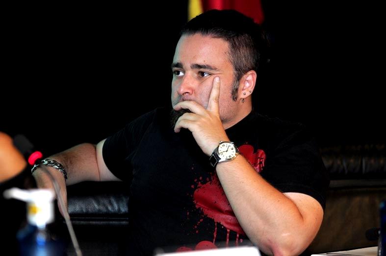 El Director de Comunicación de Tuenti, Ícaro Moyano