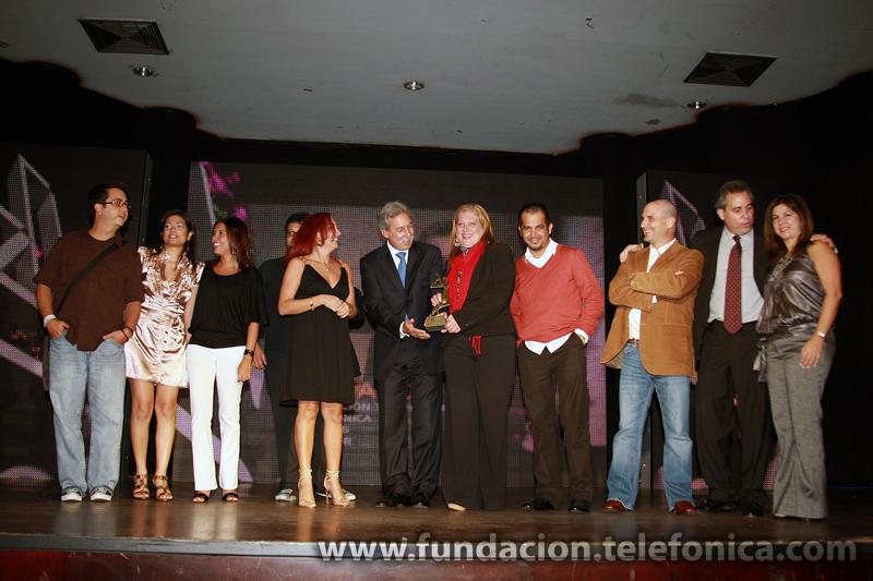 En la 51º entrega de los Premios Anda, el primer lugar en la categoría al Programa de Responsabilidad Social fue otorgado a Fundación Telefónica como reconocimiento a la ejecución y resultados de su programa Proniño.