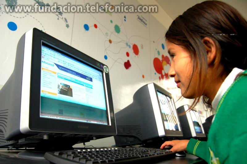 El proyecto Red de Transferencia EducaRed-Proniño busca que la experiencia adquirida con los Centros Modelo en España se aproveche en las Aulas Fundación Telefónica creadas en las escuelas en las que está presente Proniño en Latinoamérica