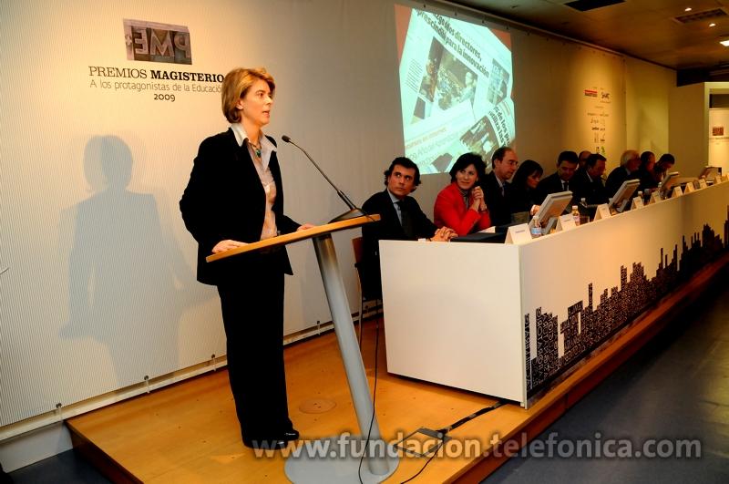La edición 2009 de los premios ha contado con la participación de cerca de medio centenar de candidaturas, que han sido analizadas por el jurado siguiendo dos criterios: qué han hecho para intentar mejorar la educación en España y qué impacto ha tenido en la opinión pública