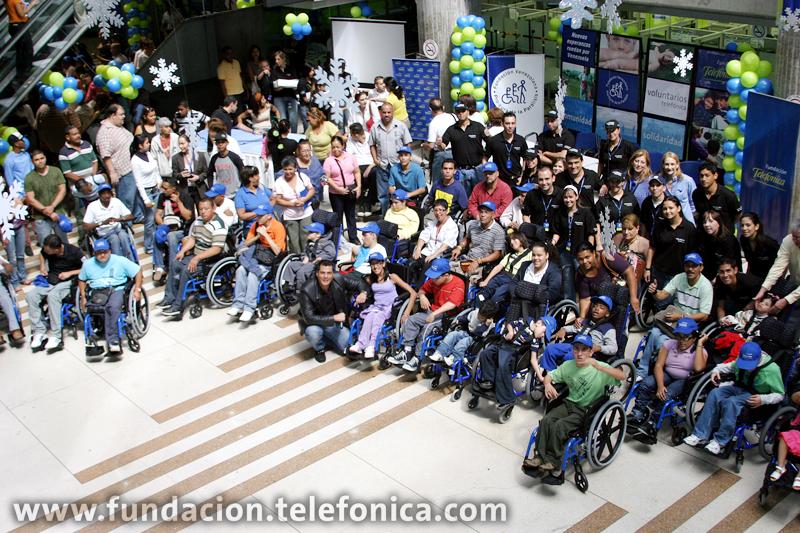 En diez años han sido beneficiadas más de 2.800 personas con en las diferentes regiones de Venezuela.