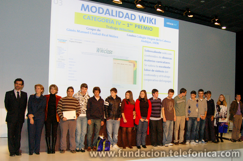 El certamen EducaRed A Navegar es una iniciativa dirigida a docentes y alumnos de centros escolares españoles que busca promover el uso pedagógico de las TIC en el ámbito escolar