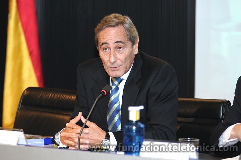 Julio Linares, consejero delegado de Telefónica