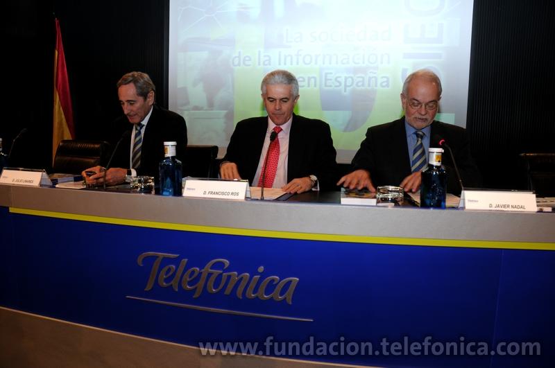 El informe, que publica Fundación Telefónica, ha alcanzado su décimo aniversario, convertido en una referencia clave en el sector de las nuevas tecnologías y el estudio de la sociedad de la información en España