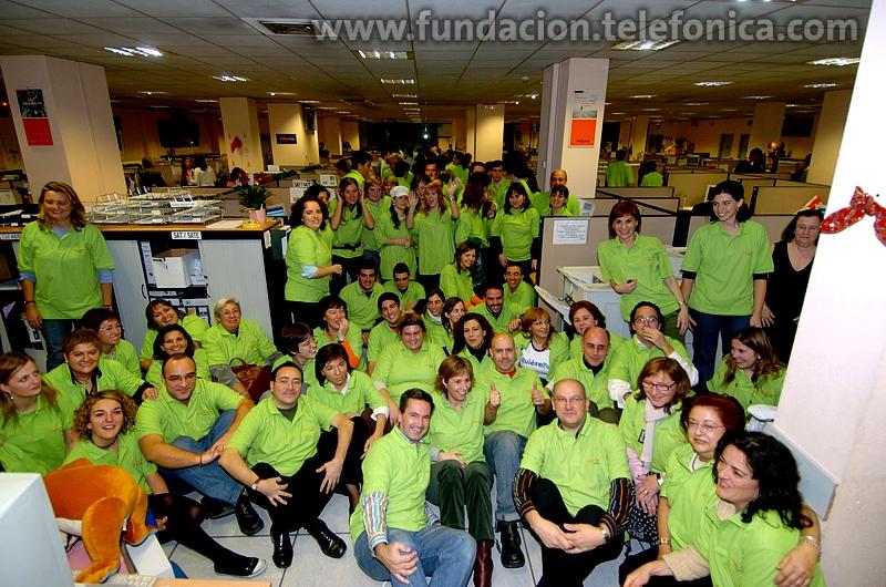 Las organizaciones a las que se ha hecho entrega de estas ayudas son, entre otras, la Asociación Española Contra el Cáncer (AECC) y la Federación Española de Padres de Niños con Cáncer (FEPNC).
