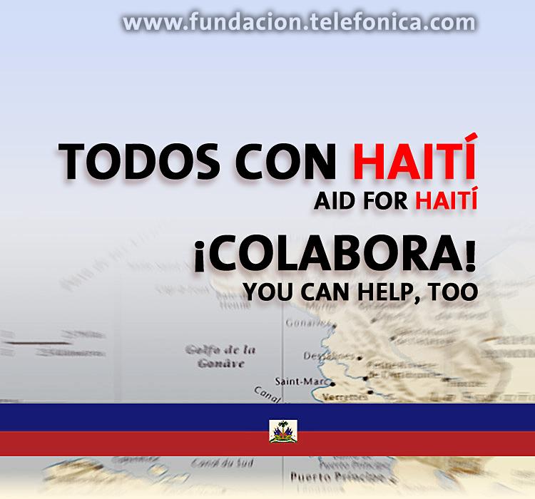 Todos con Haití