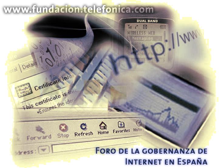 Foro de la gobernanza de Internet en España