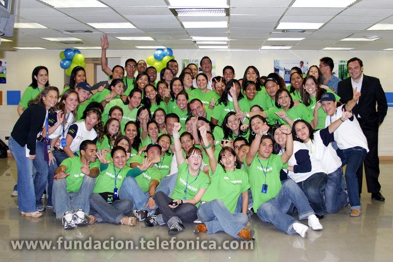 Telefónica Venezuela obsequiaron miles de juguetes a beneficiarios de Proniño en todo el país.