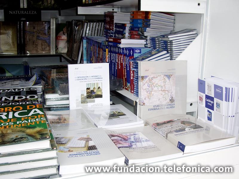 Con la reciente publicación de Periodismo digital en tiempos de crisis, la colección Fundación Telefónica/Ariel alcanza los 35 libros publicados.