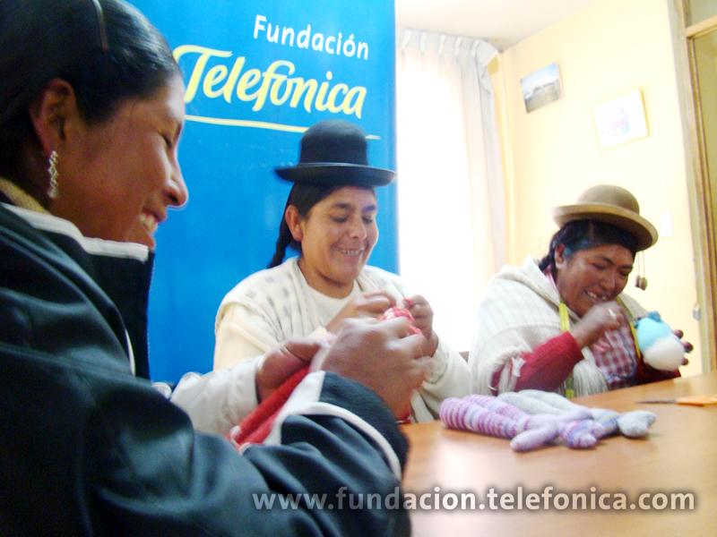 """El proyecto de """"Generación de Ingresos para Familias Proniño"""" consiste en la capacitación a madres con el fin de mejorar los ingresos económicos de las familias."""