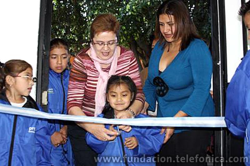 Marta Echevarrieta Sub-Directora de Compras Centro América en Inauguración de AFT.