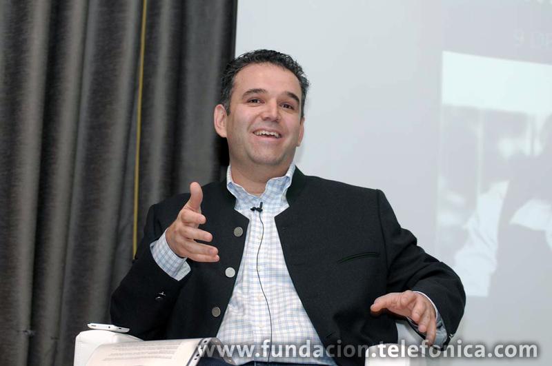 Jesús Encinar, fundador y consejero delegado de idealista.com