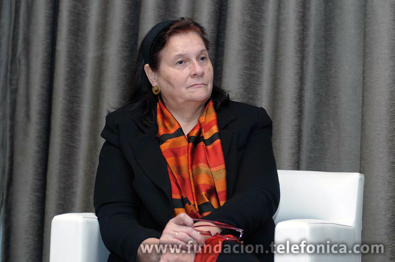 Ana María Llopis, creadora y fundadora de ideas4all.com