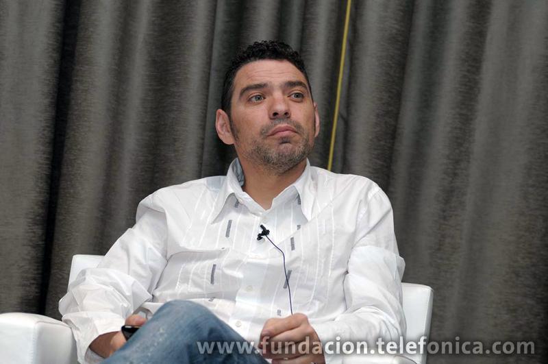 Paco Ragageles, cofundador y coordinador de CampusParty