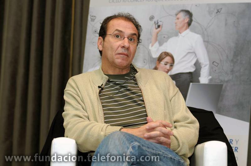 Eugenio Ampudia, artista y ganador del Premio de la Crítica en ARCO 2008