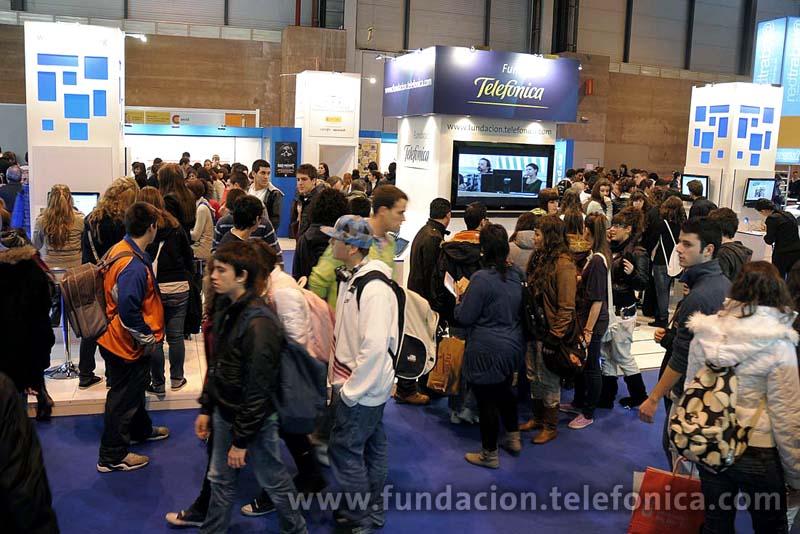 Educared participa en Aula 2010, una de las ferias educativas más importantes de España.