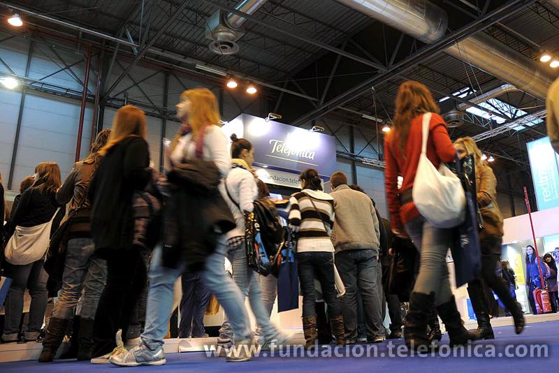 EducaRed participa en Expodidáctica 2010, una de las ferias educativas más importantes de España.