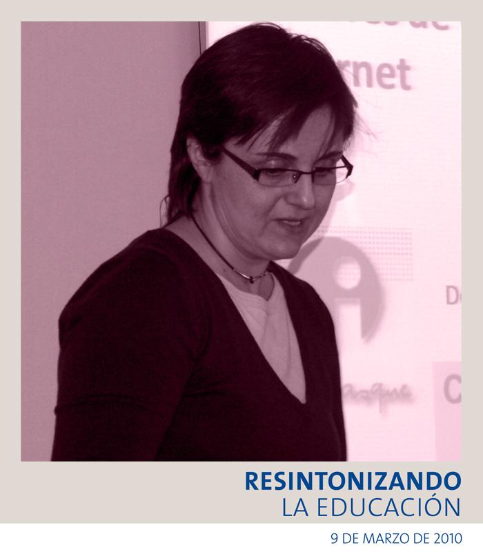 Dolors Reig Hernández, Consultora, Profesora y blogger sobre innovación TIC, Aprendizaje informal y Social Media.