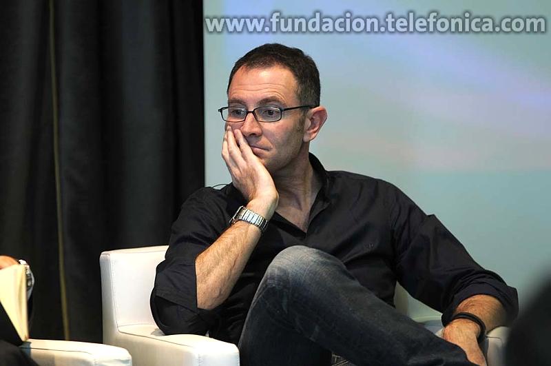 El profesor del IES Celia Viñas de Almería, José Luis Castillo